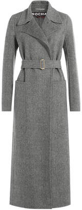 Rochas Virgin Wool Coat