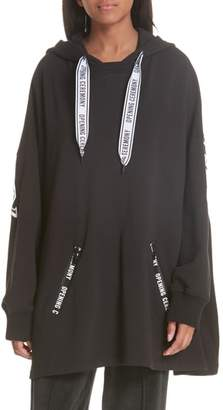 Opening Ceremony Poncho Hoodie