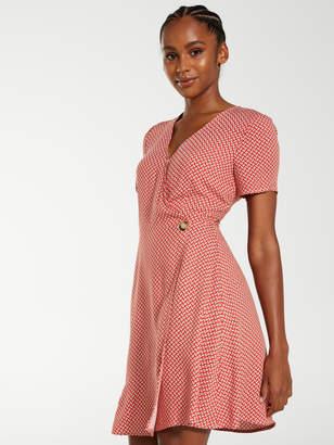 Dotti Millie Wrap Over Dress