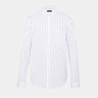 Theory Relaxed Pinstripe Shirt