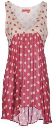 Manila Grace DENIM Short dresses - Item 34591970HV
