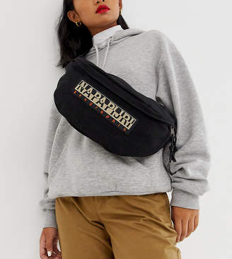Napapijri Haset bum bag in black