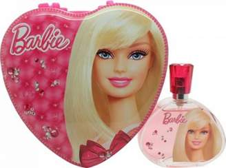 Barbie Gift Set 100mL Edt + Tin Box For Women