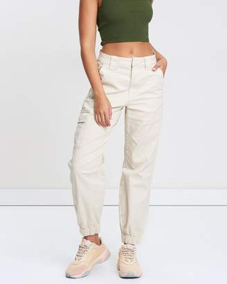 Cotton On Cara High-Waisted Utility Pants