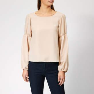 Armani Exchange Women's Long Sleeve Top
