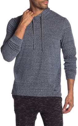 Burnside Long Sleeve Hooded Pullover