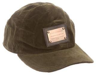 d37825d2e44 Pre-Owned at TheRealReal · Dolce   Gabbana Corduroy Baseball Cap w  Tags