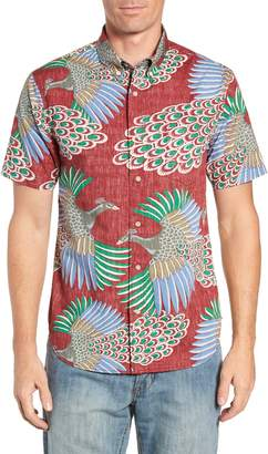 Reyn Spooner Osaka Dream Regular Fit Sport Shirt