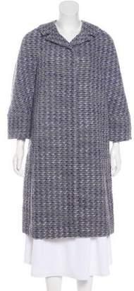 Valentino Wool & Mohair Coat