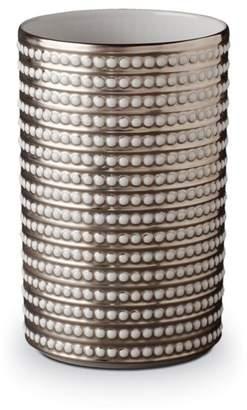 L'OBJET Perlee Platinum Tall Vase