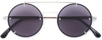 Vera Wang round frame sunglasses $405 thestylecure.com