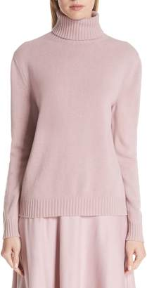 Max Mara Ellisse Wool & Cashmere Turtleneck Sweater
