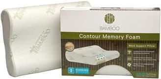 Essence Of Bamboo Essence of Bamboo Contour Memory Foam Pillow