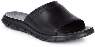 Cole Haan Perforated Leather Sandal