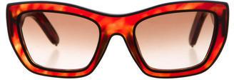 Chloé Chloé Marbled Acetate Sunglasses