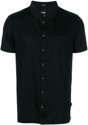 HUGO BOSS buttoned polo shirt