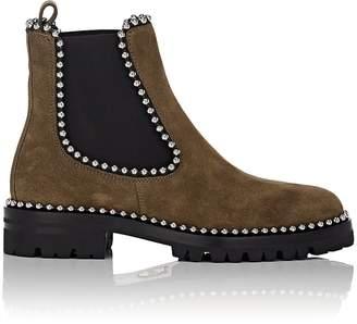 Alexander Wang Women's Spencer Suede Chelsea Boots