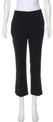 Brochu Walker Mid-Rise Straight-Leg Pants