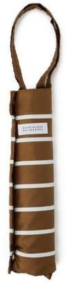 Mackintosh Philosophy (マッキントッシュ フィロソフィー) - マッキントッシュ フィロソフィー ウィメン 【晴雨兼用】裏ボーダーMP軽量傘