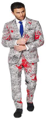 OppoSuits Men Zombiac Halloween Suit