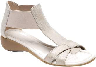 The Flexx Gladiator Inspired Leather Sandals - Band Together