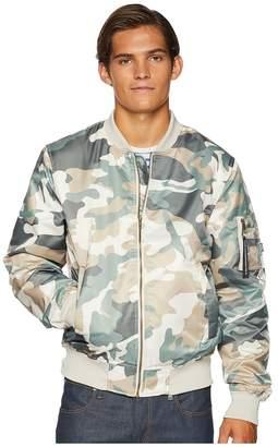Wesc The Camo Bomber Jacket Men's Coat