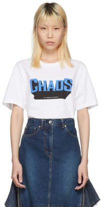 Undercover White Chaos T-Shirt