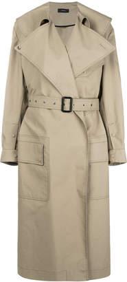 Joseph Damon trench coat