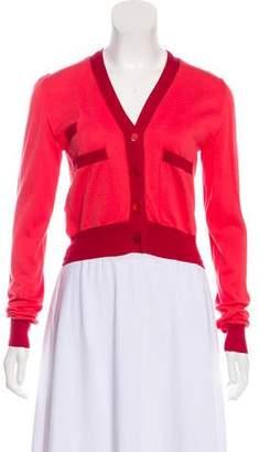Marni Lightweight Knit Button-Up Cardigan
