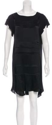 Philosophy di Alberta Ferretti Mini Shirt Dress
