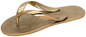 """Noir 9"""" Sandal Accent - Brass"""