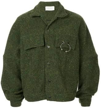 Strateas Carlucci Macro pocket jacket