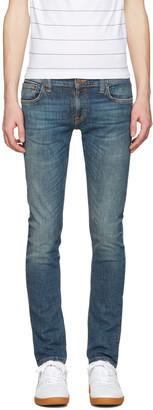Nudie Jeans Indigo Long John Jeans $220 thestylecure.com