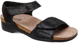 Munro American Catelyn Leather Sandal
