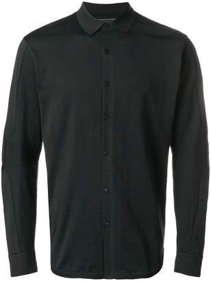 Napapijri sleeve logo print shirt