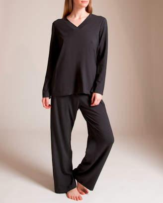 Hanro Champagne Pajama