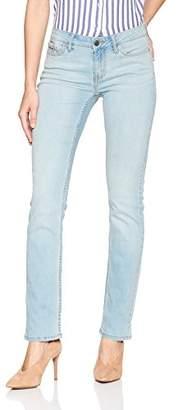 Calvin Klein Jeans Women's Straight Leg Denim Jean