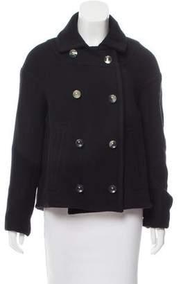 Martin Grant Virgin Wool & Angora Jacket