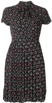 Emporio Armani all-over print dress