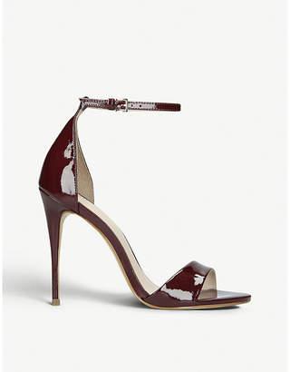 Carvela Glimmer suede sandals