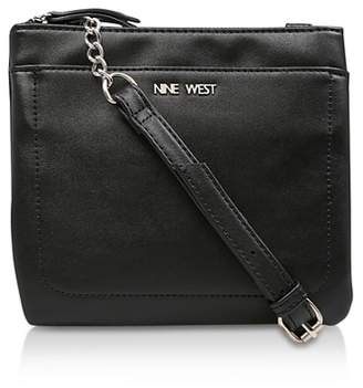 Nine West Black 'Demna' Cross Body Bag