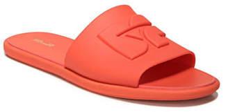 Diane von Furstenberg Women's Kellan Rubber Slides