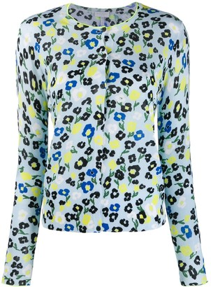 Escada Sport floral print shirt