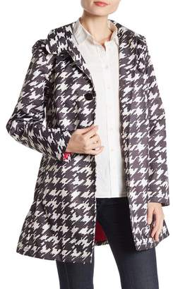 Kate Spade Polka Dot Rainwear Trench Coat