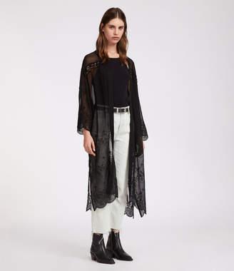 AllSaints Rosemarie Zinnia Kimono