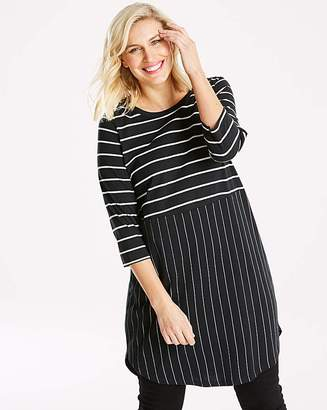 6ccd09cbd52 Junarose Juliana Stripe Dress