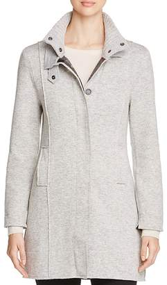 Barbour Milfire Knit Coat $299 thestylecure.com