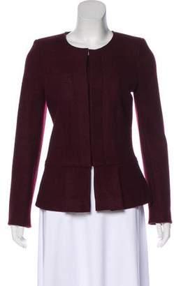 Isabel Marant Collarless Wool Jacket