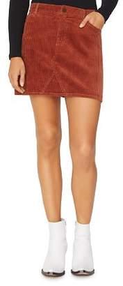 Sanctuary Ryan Corduroy Mini Skirt
