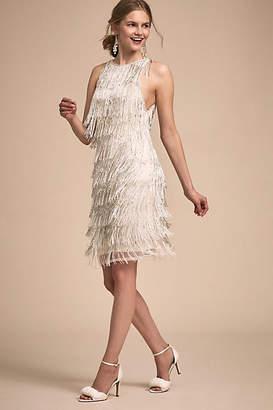 Anthropologie Dazzler Wedding Guest Dress